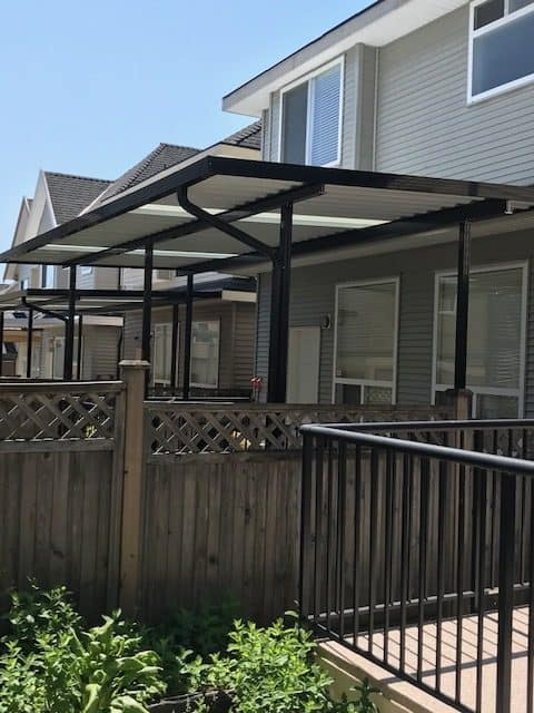 Glass Canopy and Glass Awning Supplier in Vancouver